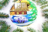 Decoración de la navidad — Foto de Stock