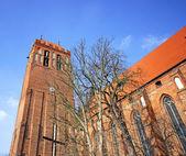 Medieval castle in Kwidzyn, Poland — Stock Photo