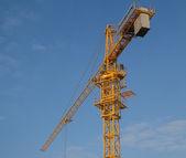Crane, tower crane — Stock Photo