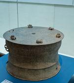 Bronze drum — Stock Photo