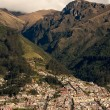 Stock Photo: Quito Expansion, Foothills of Andes Mountains, Quito, Ecuador