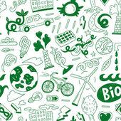 Ecologia - fundo transparente — Vetor de Stock