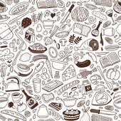 Culinária - fundo transparente — Vetorial Stock