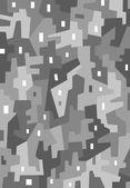Stadt-abstrakt — Stockvektor