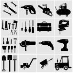 Постер, плакат: Industrial Tools