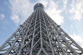 Tokyo Skytree - Worlds tallest Tower — Stock Photo