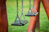 Swings — Stock Photo