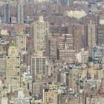 New York city buildings texture — Stock Photo