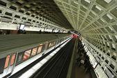 Washington subway — Stock Photo