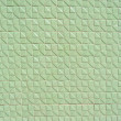 Stock Photo: Green ceramic tile texture background