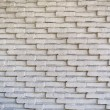 White brick texture wall — Stock Photo