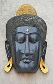 буддийские ремесло маска — Стоковое фото