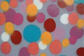 Dots painted background — Zdjęcie stockowe
