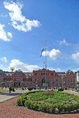 Casa Rosada in Buenos Aires — Stock Photo