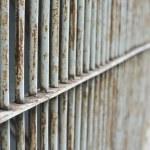 Rusty prison bars — Stock Photo #32563441