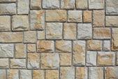 石头墙带图案的背景 — 图库照片