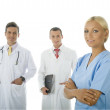 Healthcare Professionals — Stock Photo
