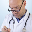 Royalty-Free Stock Photo: Confident Doctor