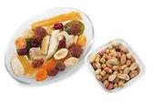 Healthy Snacks — Stock Photo