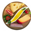 Healthy Portion - Stockfoto