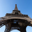 Stock Photo: Paris Eiffel Tower