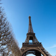 April in Paris — Stock Photo