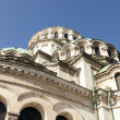 St. Alexander Nevsky Cathedral — Stock Photo