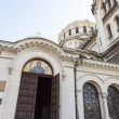 St. Alexander Nevsky — Stock Photo