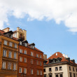 Old Part of Warsaw - Stock Photo