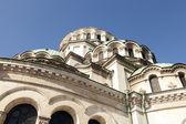 St. Alexander Nevsky Cathedral — Stock Photo