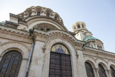 Cathedral in Sofia — Stock Photo