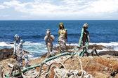 Mermaids of Ocean — Stock Photo