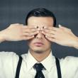See No Evil — Stock Photo #23556901