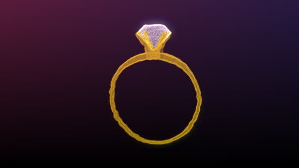 From Diamond Ring to Heart and Valentine's Day — Vidéo