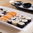 Mix of Sushi — Stockfoto