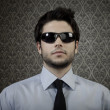 I'm Too Cool For You — Stock Photo