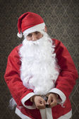 Fake Santa — Stok fotoğraf