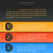 Option labels — Vector de stock