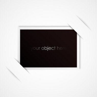 Photo frame for your object (10x15)