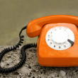 Retro Telephone — Stock Photo #22431087