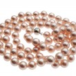 Stock Photo: Pearl Jewelry