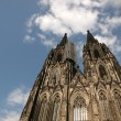 Cologne Cathedral — Stock Photo