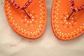 Flip Flops Isolated — Stock Photo
