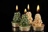 Cute candles — Stockfoto