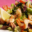 Shrimp salad — Stock Photo #31132995