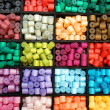 Colourful beads — Stock Photo #35988909