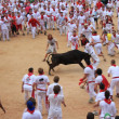 Stock Photo: SFermin in Pamplona, Spain