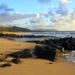 Stock Photo: Kauai Beach Morning