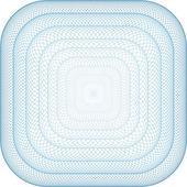 Square frame. — Stock Vector