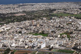 Aerial views of Malta — Stock Photo